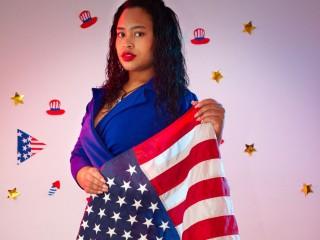 Ebony hottie MandyEden