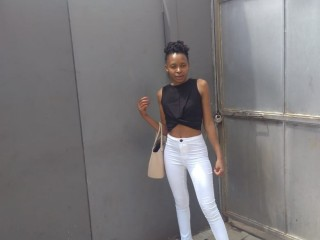 Ebony hottie Ratthel600