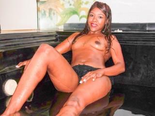 Ebony hottie KatthyBrown